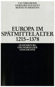 Ulf Dirlmeier u.a.: Europa im Spätmittelalter
