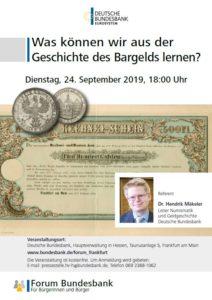 Poster Frankfurt 2019